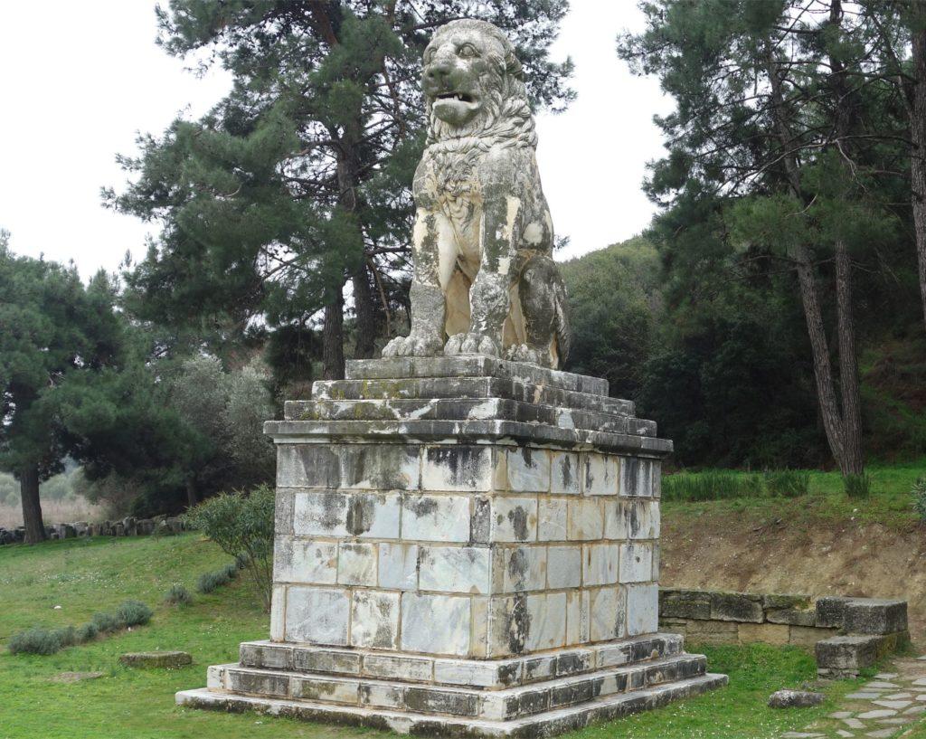 Amphipolis-Lion