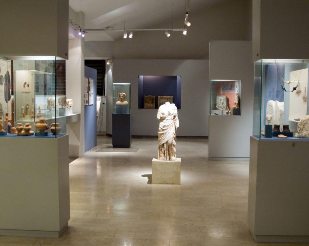 Amphipolis museum