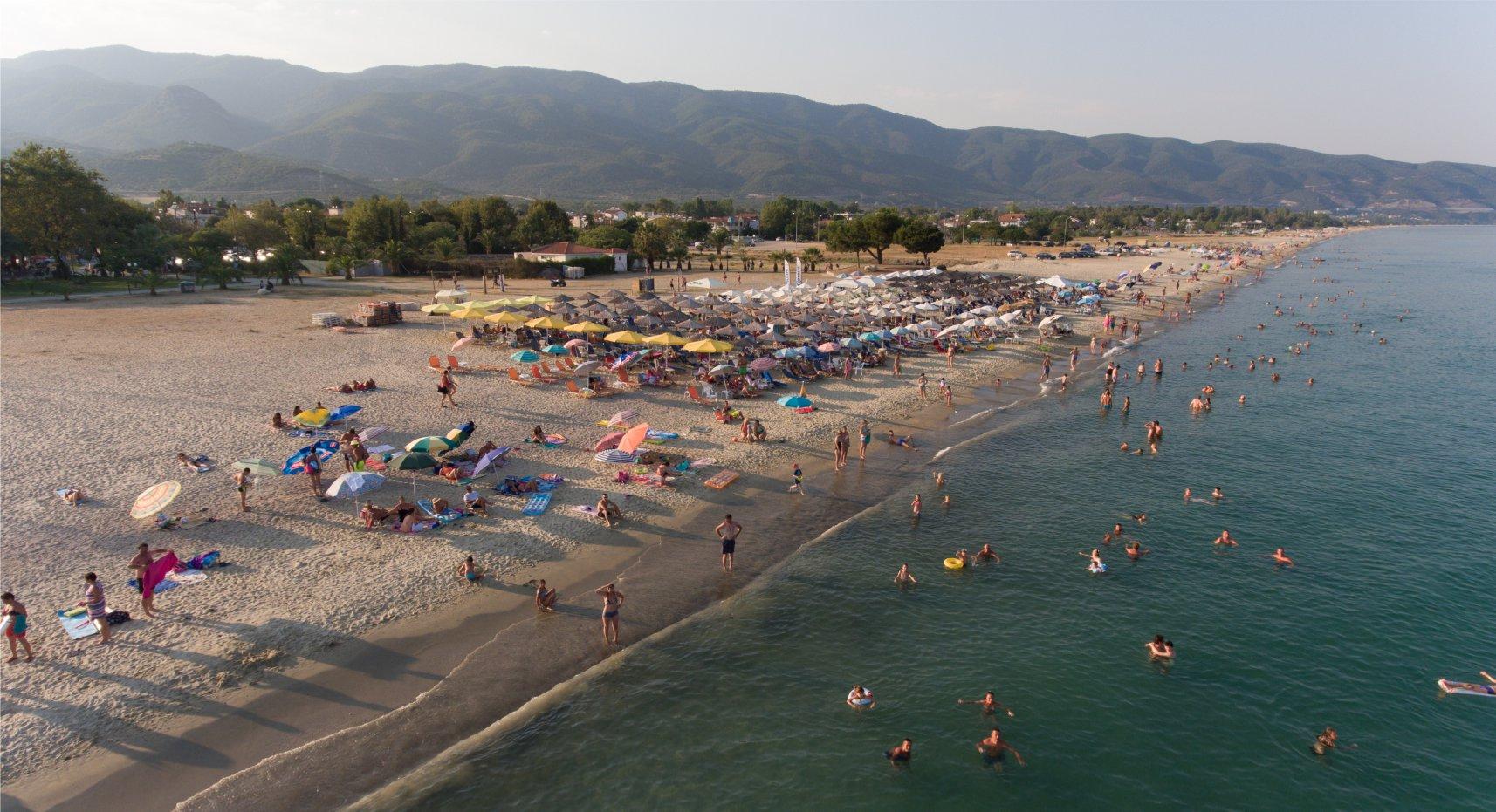 asprovalta -beach