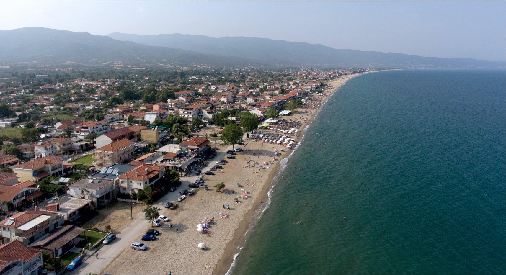 stavros-beach-panorama