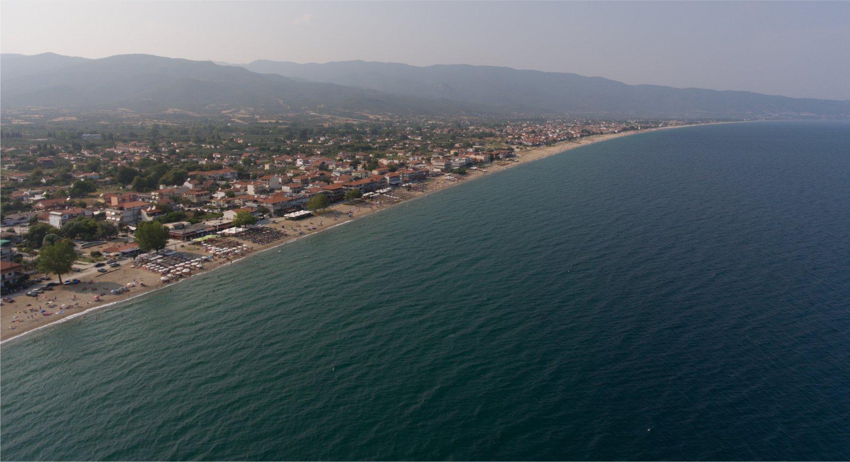 vrasna-beach-panorama